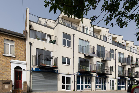 Sternhall Lane, Peckham Rye