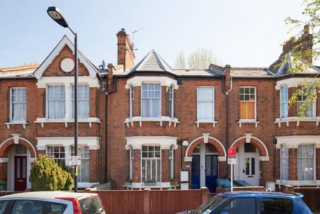 Copleston Road, Peckham Rye