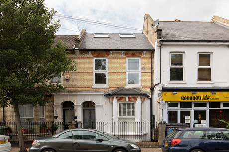 Maxted Road, Peckham Rye