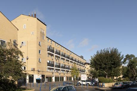 Leontine Close, Peckham