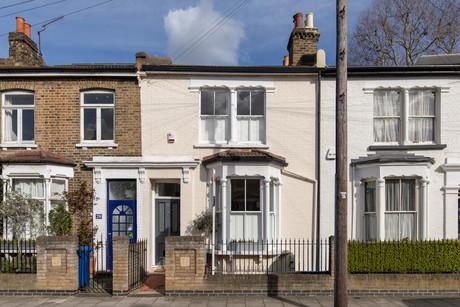 Relf Road, Peckham Rye