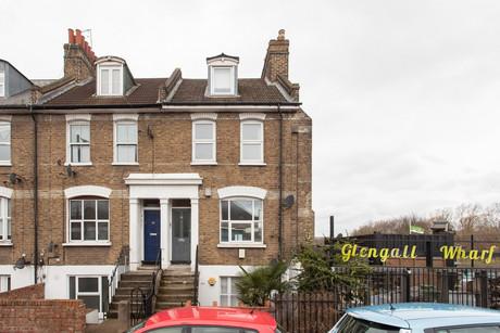 Glengall Road, Peckham