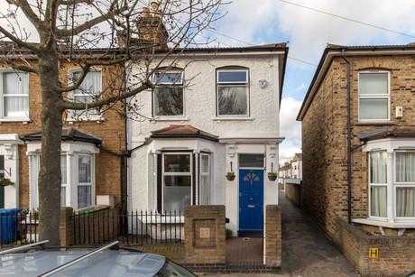 Nigel Road, Peckham Rye