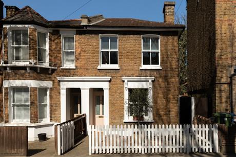 Chadwick Road, Peckham Rye