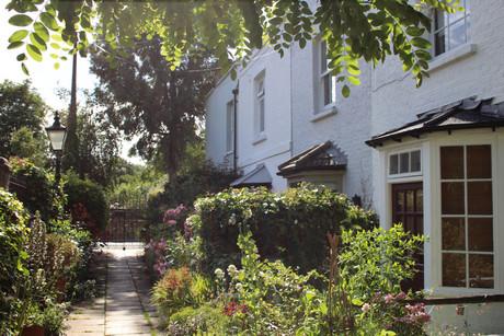 Choumert Square, Peckham Rye