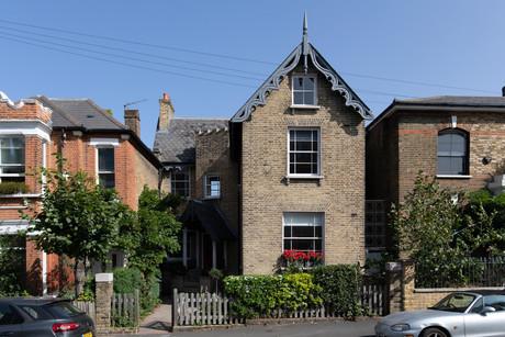 Bushey Hill Road, Camberwell