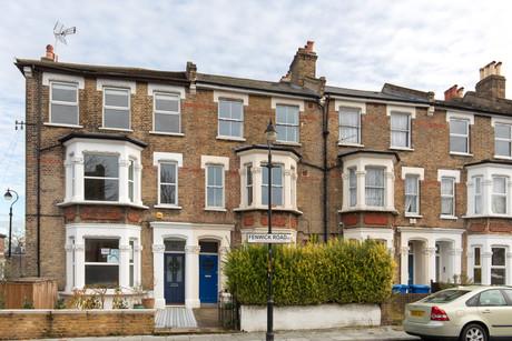 Fenwick Road, Peckham Rye
