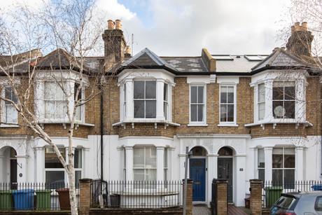 Nutbrook Street, Peckham Rye