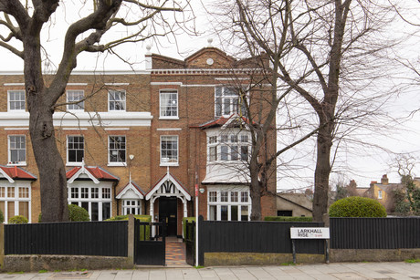 Manor Gardens, Larkhall Rise, Clapham
